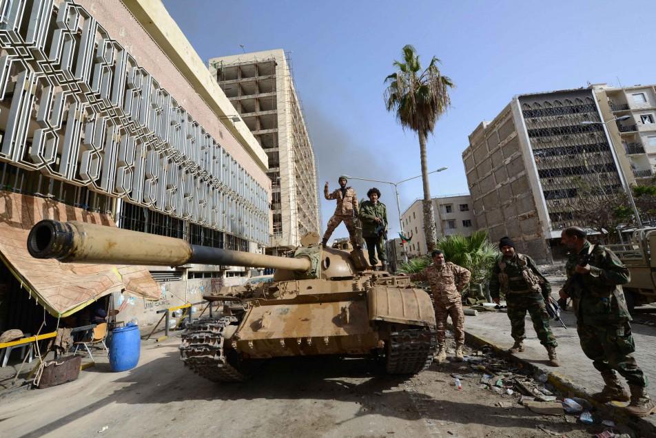 Risultati immagini per GLI OCCHI DELLA GUERRA IN LIBIA