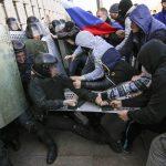 Trionfo annunciato a Donetsk. I filorussi già chiamano Putin
