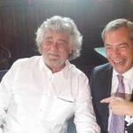 """Ukip, Grillo difende l'alleanza: """"Farage non è razzista"""""""