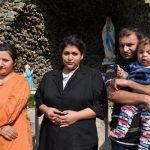 Tra i cristiani in fuga dal Califfo