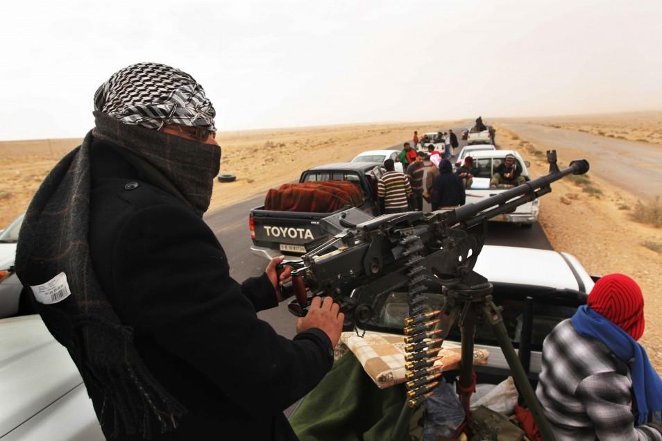 Faccia a faccia con lo Stato Islamico
