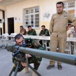 Le armi italiane ai pashmerga contro l'Isis