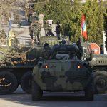 Crimea, assalto armato alla base di Belbek