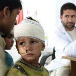 Ospedale bombardato, Msf