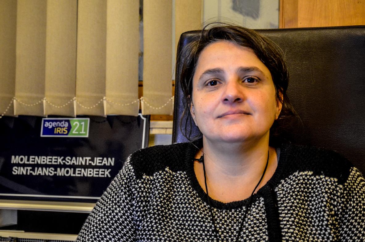 Annalisa Gadaleta - Assessore al Comune di Molenbeek_
