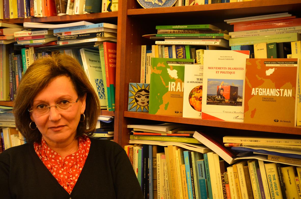 Firouzeh Nahavandi - Professoressa ULB _1