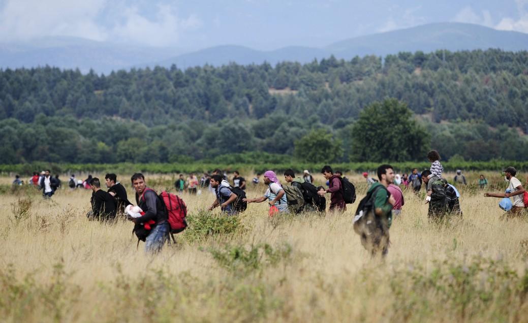 Confini Ue senza controlli: così entrano i clandestini