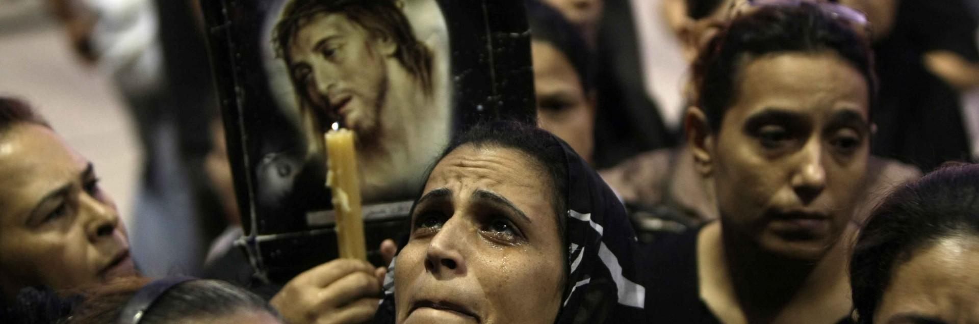 In Siria, tra i <br>cristiani in guerra