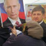 La Cecenia che sta con Putin