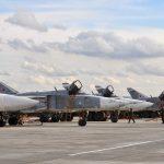 L'offensiva aerea russa <br>in Siria: 5700 missioni