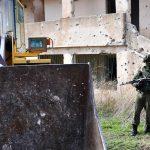 In Siria con i russi a caccia del Califfo