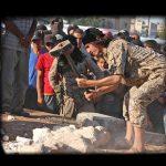 La lotta dell'arte contro l'Isis