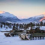 Manovre di guerra fredda in Norvegia