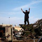Libia, misterioso raid aereo