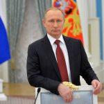 Gli auguri di Putin alle donne russe