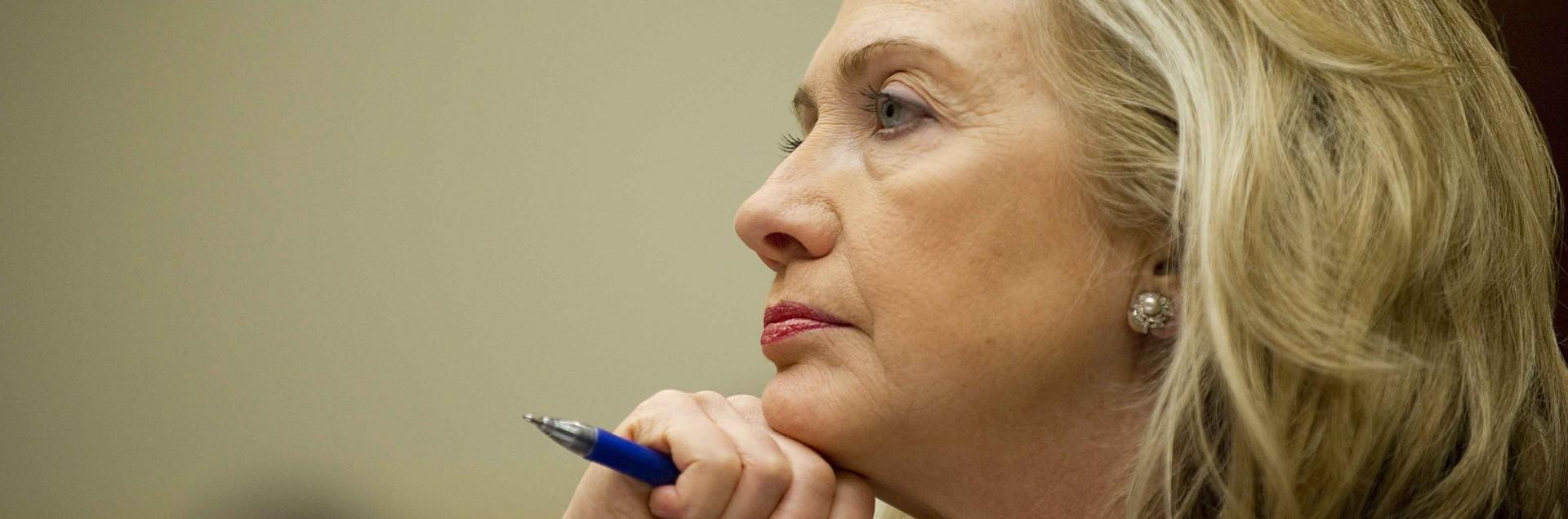 Il lato oscuro della Clinton