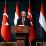 La grande adunata di Erdogan
