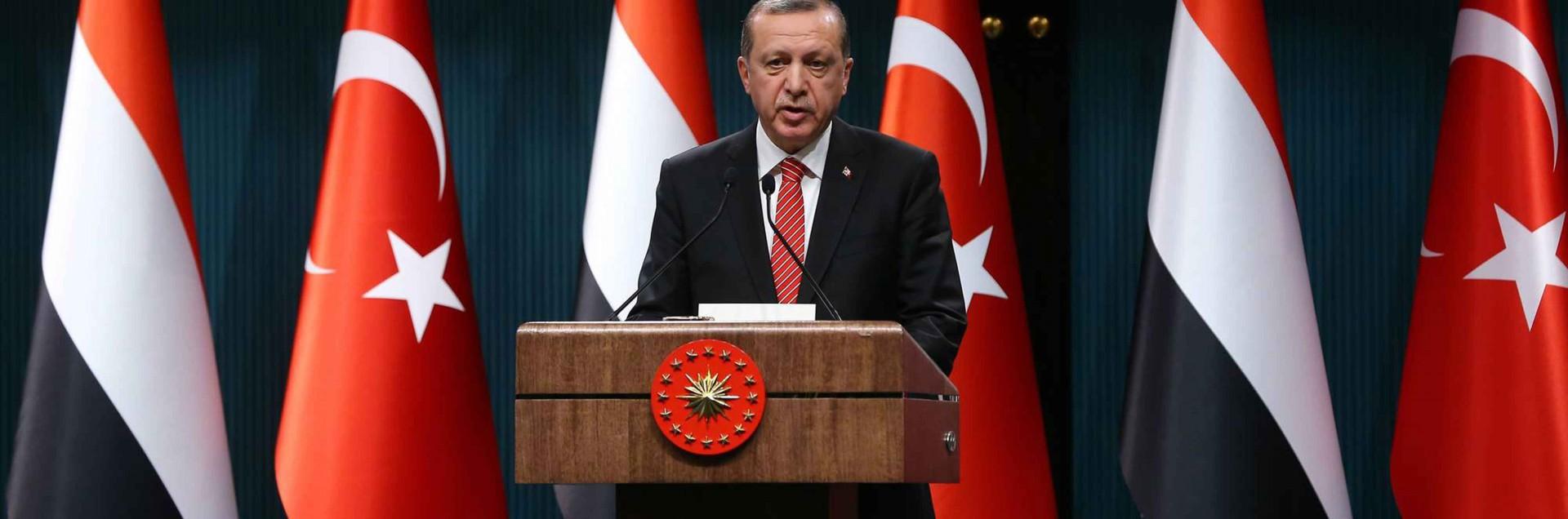Erdogan vola da Putin