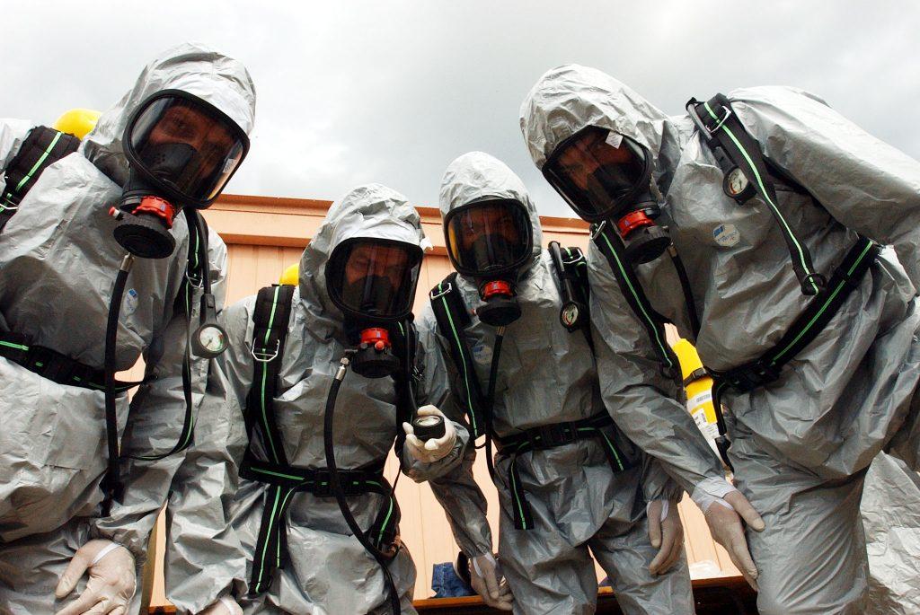 ansa - armi chimiche -