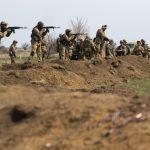 Donbass, 18 morti in una fossa comune