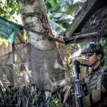 Nella jungla del Mindanao