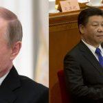 La sfida di Russia e Cina all'Occidente
