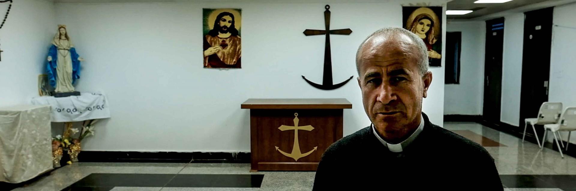 Così vivono i cristiani scampati a Isis