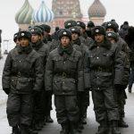 La nuova polizia del Cremlino