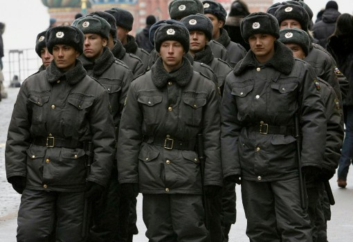 russia-police