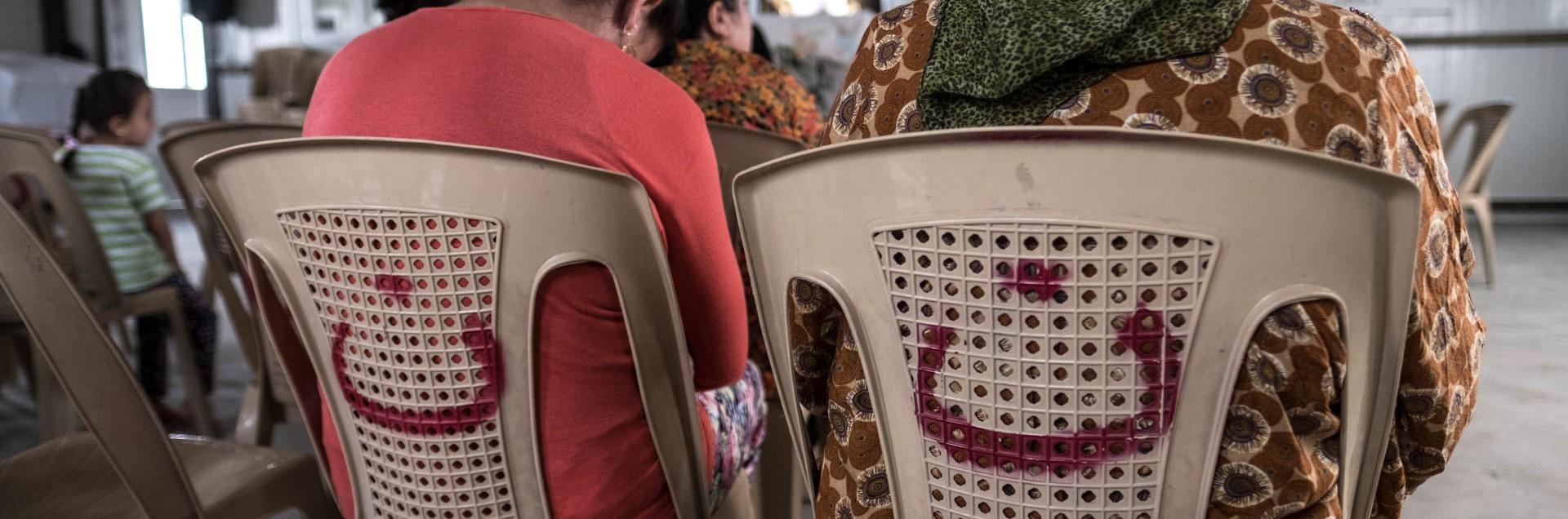 Tra i cristiani iracheni rifiutati dall'Europa