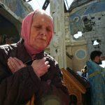 Viaggio tra gli sfollati del Donbass