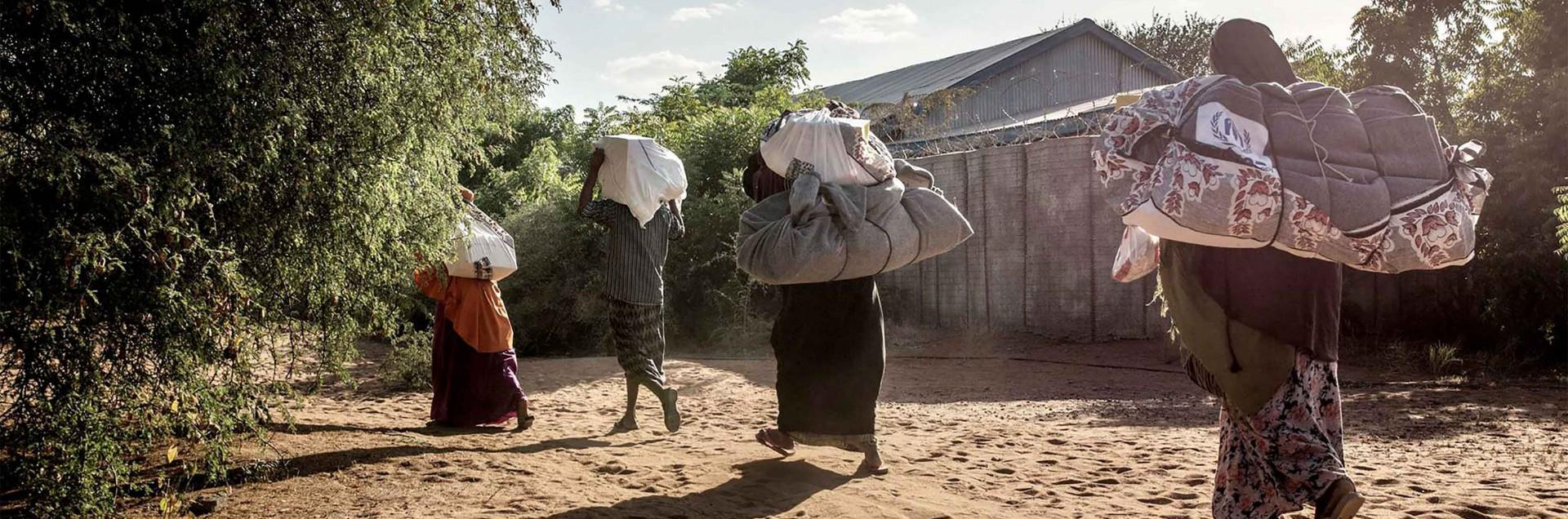 Dadaab, fuga verso la Somalia