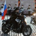 I Lupi della Notte in prima linea per Putin