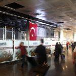 Istanbul, la mappa degli attentati