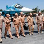 Caccia Usa e russi in contatto in Siria