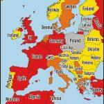 Le nazioni del califfato nel mondo