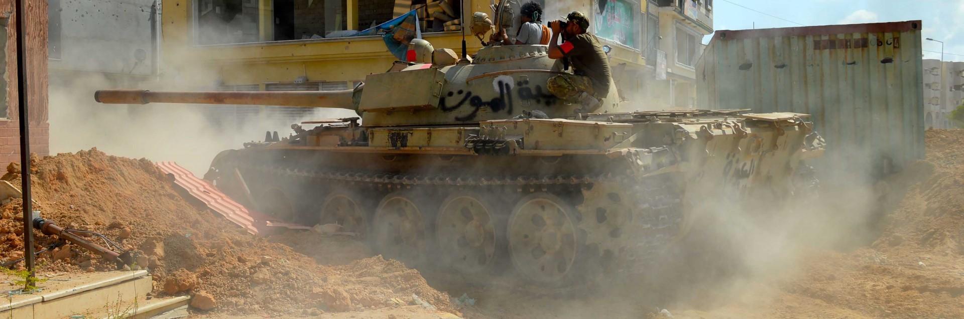 L'ultima battaglia contro lo Stato islamico