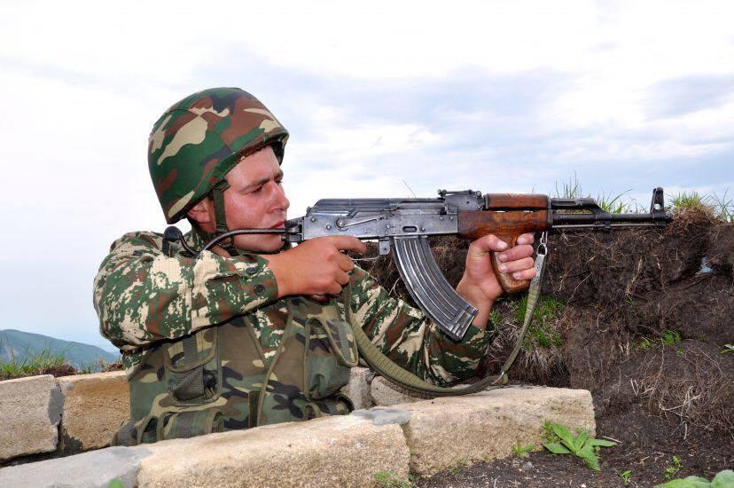 """""""Non rinunceremo mai al Nagorno Karabakh"""""""