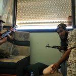 A Sirte, sotto il tiro dei cecchini dell'Isis