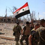 Militari siriani al confine con Israele