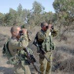 Soldati musulmani fedeli a Israele