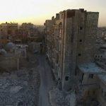 Aleppo, cedono i primi terroristi