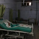 Un ospedale dimenticato ad Aleppo