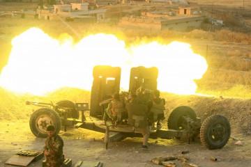 Truppe irachene attaccano l'Isis a Mosul