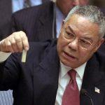 Colin Powell tifa Clinton