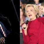 La politica estera di Clinton e Trump