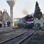 Il treno torna a fischiare in Siria