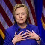 Le stelle cadenti di Hillary Clinton