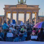 Proteste anti Trump arrivano in Ue
