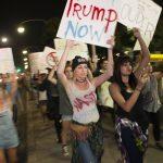 La resistenza anti Trump in America